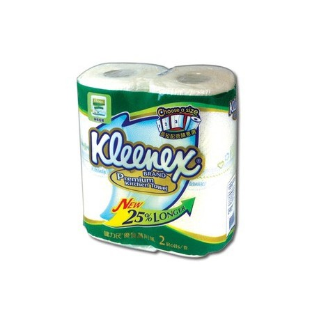 "Kleenex Kitchen Towel 9"" 2'S"