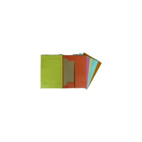 4-Fold Paper Folder F4 Pink