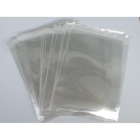 PE 透明膠袋 14吋x20吋x0.4亳米 1磅