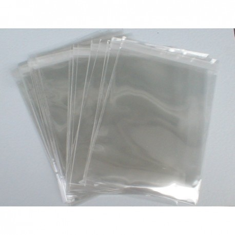 """PP Clear Bag Thick 9""""x14"""" 225's"""