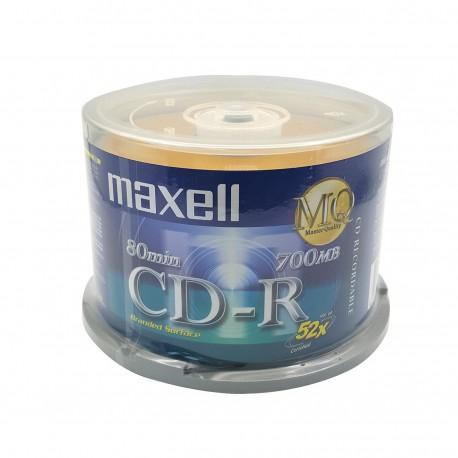 萬勝 CD-R 儲存光碟 700MB 52倍 50片 筒庒