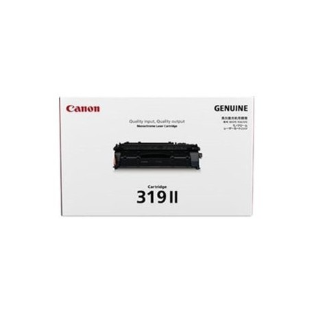 Canon 319II Toner Cartridge Black