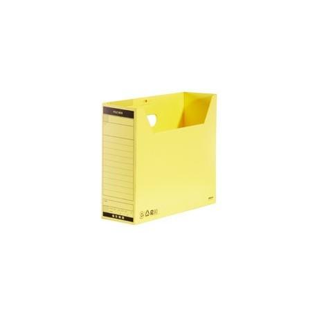 Kokuyo A4-LFBN File Box A4 Yellow