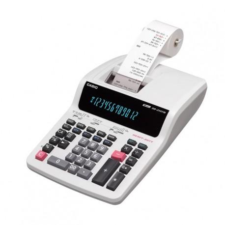 Casio DR-210R 2-color Print Calculator 12 Digits