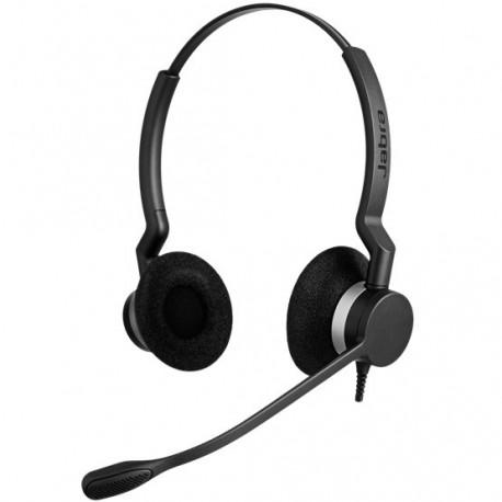 Jabra BIZ 2300 Duo NC 雙邊USB有線耳機
