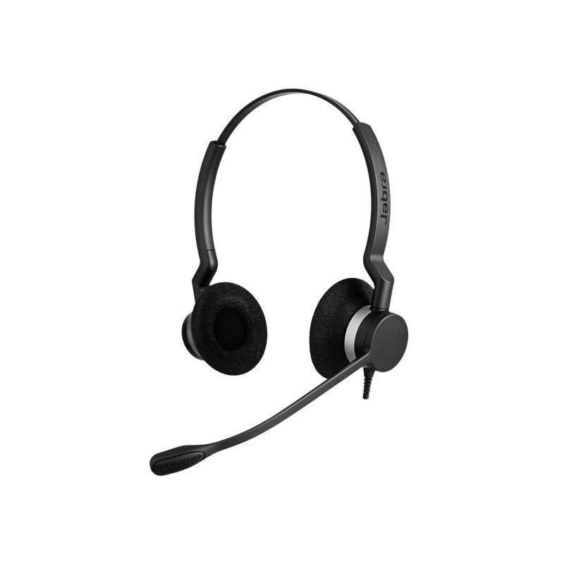 Jabra BIZ 2300 QD Duo Telephone NC Headset