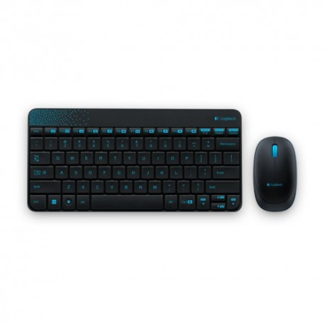 Logitech MK240 Wireless Combo Keyboard and Mouse