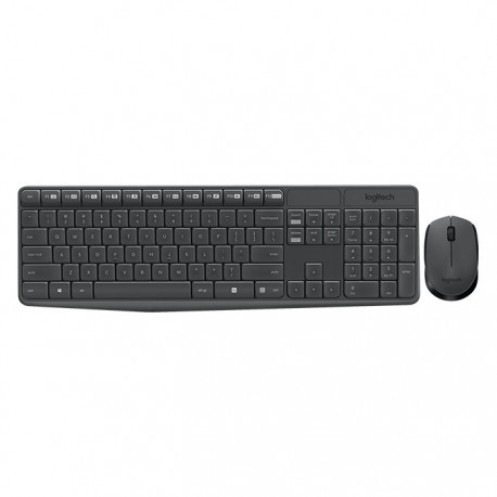 Logitech MK235 Wireless Keyboard and Mouse