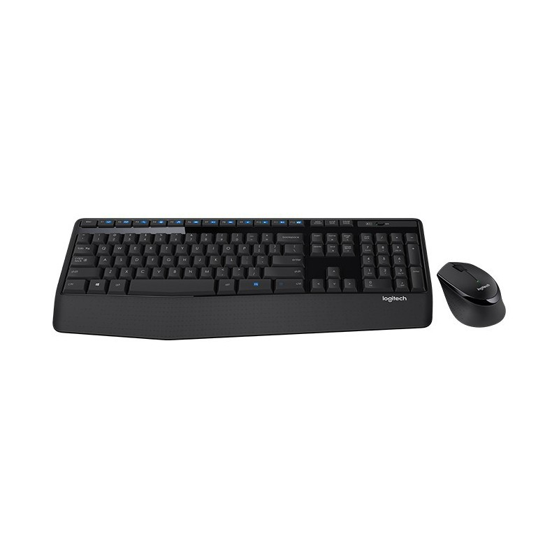 Logitech MK345 Wireless Combo Keyboard and Mouse