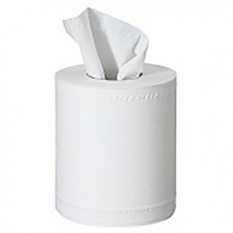 Virjoy P135HS6 Middle-Extract Type Paper Towel Roll 6Rolls
