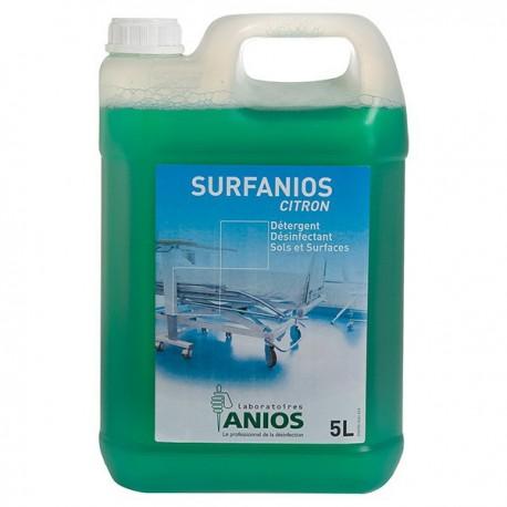 Medicom Anios Surfanios Citron Disinfectant Cleaner 5L