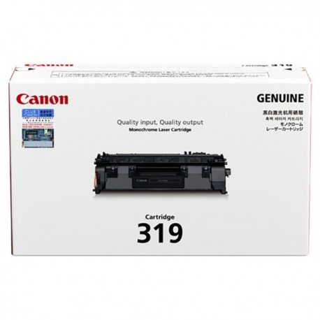 Canon 319 Toner Cartridge Black