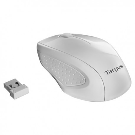 Targus AMW57101 Wireless Optical Mouse White