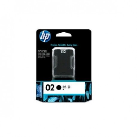 HP C8721A NO.02 Ink Cartridge Black