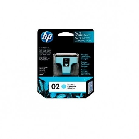 HP C8774 NO.02 Ink Cartridge Light Cyan