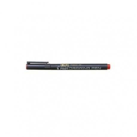 Pilot SW-DR 0.8mm Sign Pen Red
