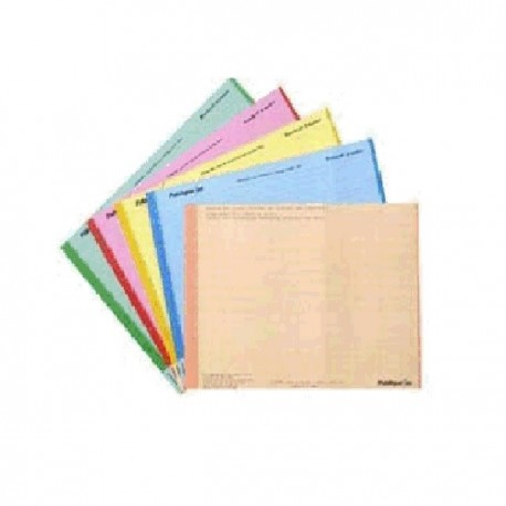 Oblique AZO N-0 29.5cm Insert Paper Yellow 10Sheets