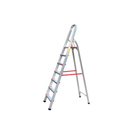 Single Side With Handle 7-Step Ladder