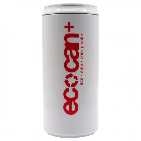 ECO Can Plus 酷灰印有紅色字樣 450毫升