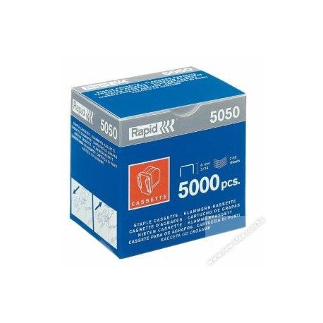 Rapid 5050 Staples For Electric Stapler 5000's