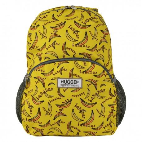 Hugger 小小旅行家 小童背囊 Banana Yellow 中碼 22厘米闊x30厘米高x13厘米深