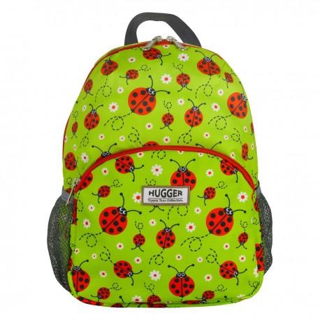 Hugger 小小旅行家 小童背包, Ladybirds, 中碼 22厘米闊x30厘米高x13厘米深