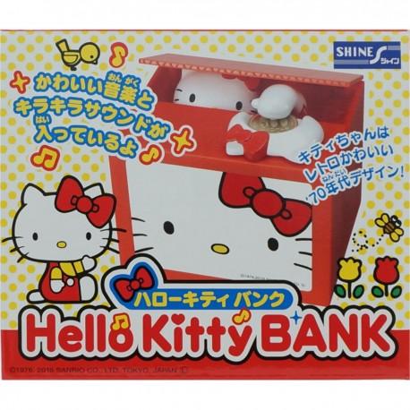 Hello Kitty 鬼馬玩具銀行