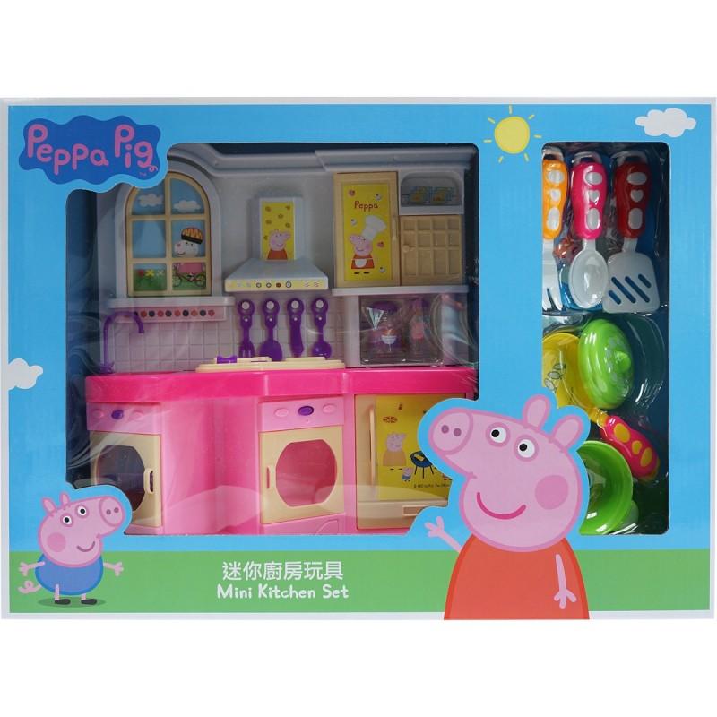 Peppa Pig Mini Kitchen Set