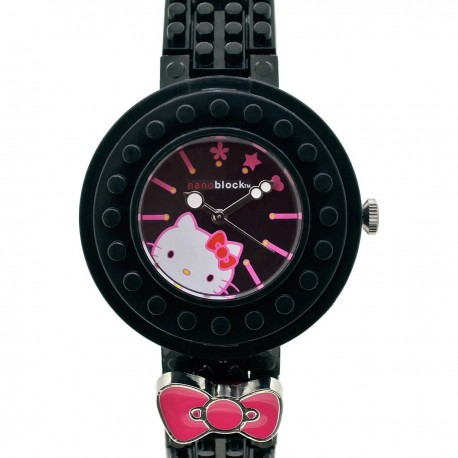 Black Bezel/Black Hello Kitty Dial