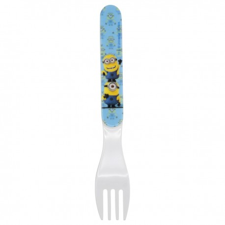 Minions Baby Fork 5.5""