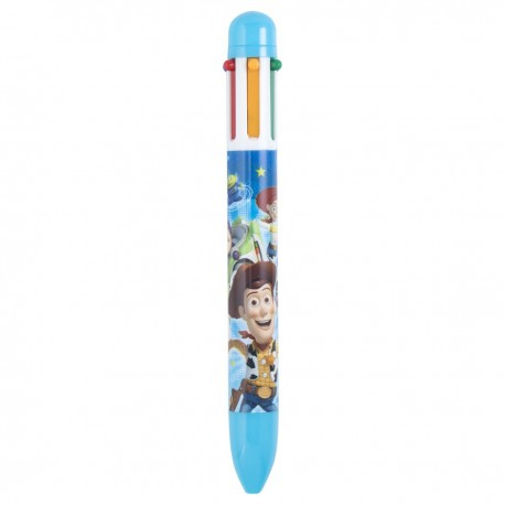 Toy Story Mechanical+5-Color Ball Pen