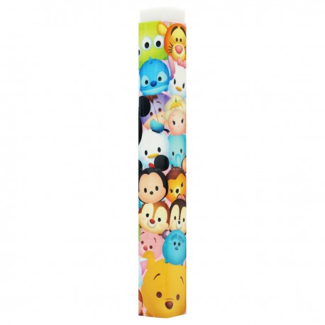 Tsum Tsum Long Eraser Pattern 1