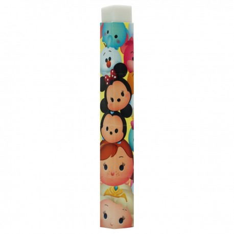 Tsum Tsum Long Eraser Pattern 2