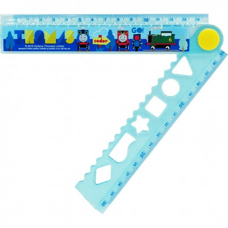 Thomas &amp Foldable Ruler 30cm