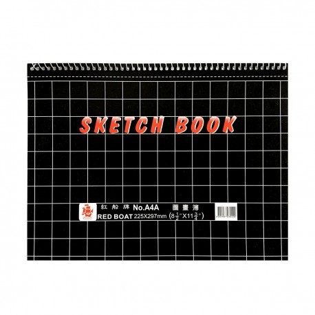A4 Sketch Book Vertical