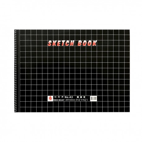 A3 Sketch Book Horizontal