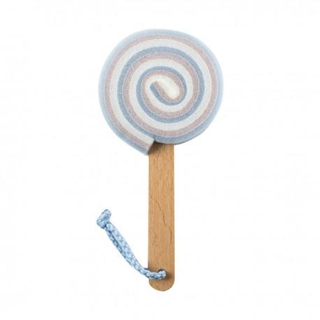 Sponge Lollipop 20cm Dark grey