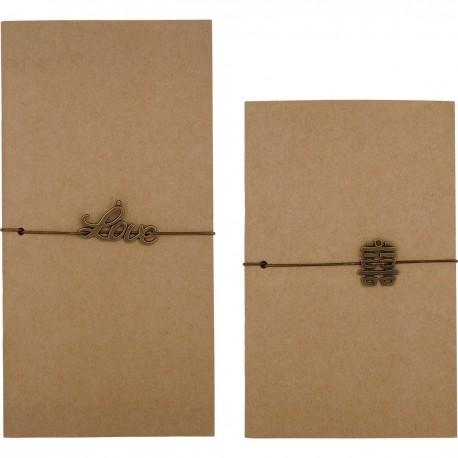 Couple Book Happiness and Love 2's 17cmLx10.7cmW/21cmLx10.7cmW