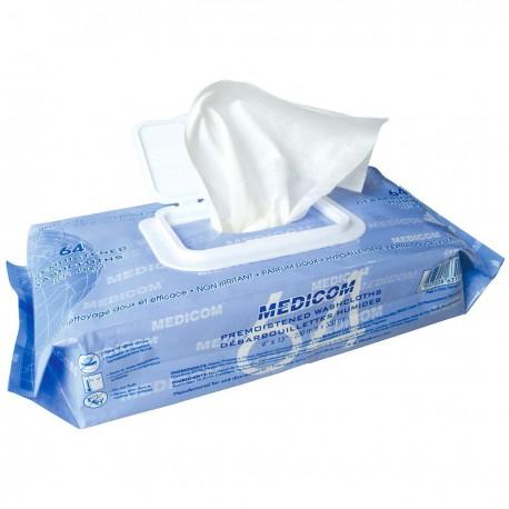 Medicom Wet Tissue 64's