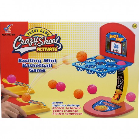 Exciting Mini Basketball Game