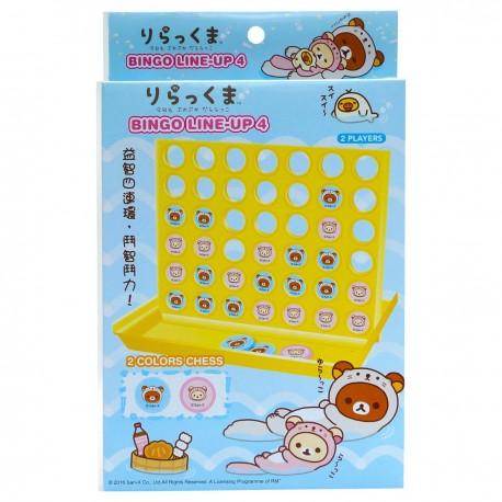Rilakkuma Bingo Line-Up4