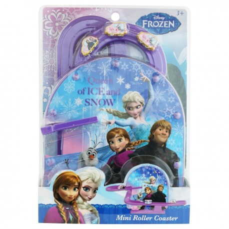 Frozen Mini Roller Coaster