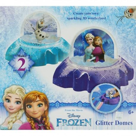 Frozen Glitter Domes