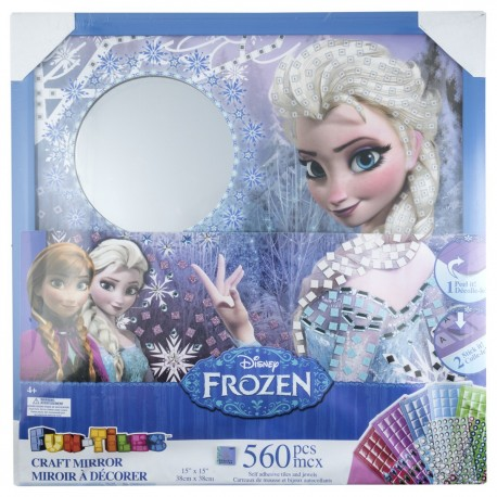 Frozen Craft Mirror