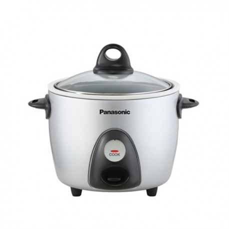Panasonic SRG06G S Rice Cooker (0.6L)