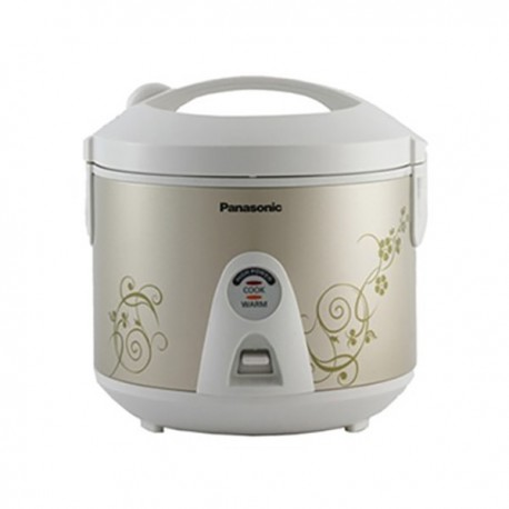Panasonic SRTEM18 Rice Cooker (1.8L)