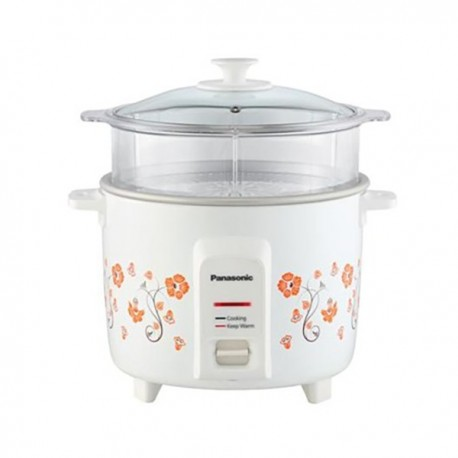 Panasonic SR-Y18GS Rice Cooker (1.8L)