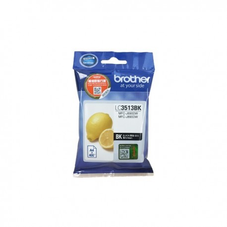 Brother LC-3513BK lnk Cartridge Black