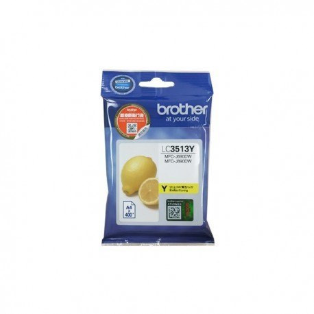 Brother LC-3513Y lnk Cartridge Yellow