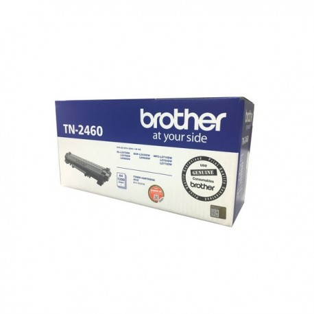 Brother TN-2460 Toner Cartridge Black